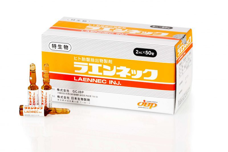Laennec Human Placenta Extract